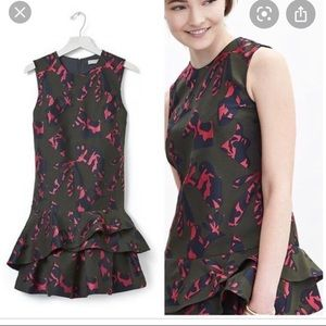 2 for $35 - NWT Banana Republic Jigsaw Dress